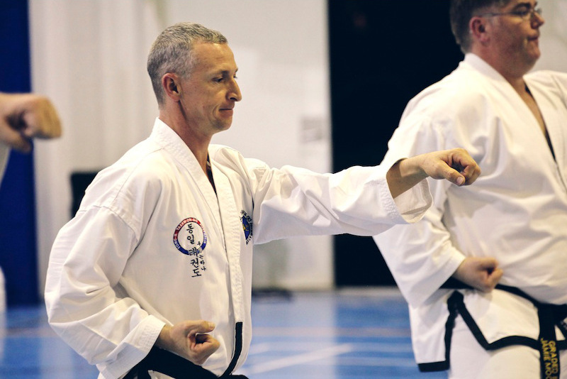 Mr Paul Bailey - 3rd Degree Regional Instructor